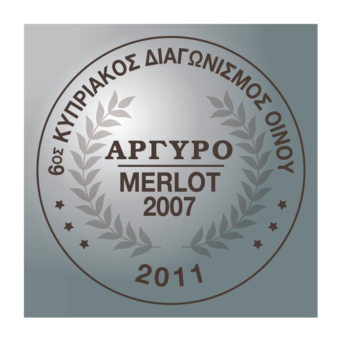 Silver Merlot